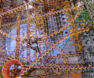 Massive K'nex Ball Machine
