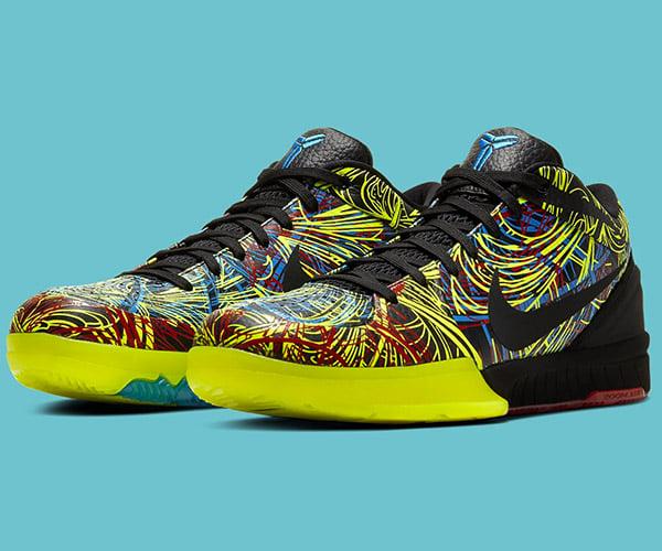 """Nike Zoom Kobe IV Protro """"Wizenard"""""""