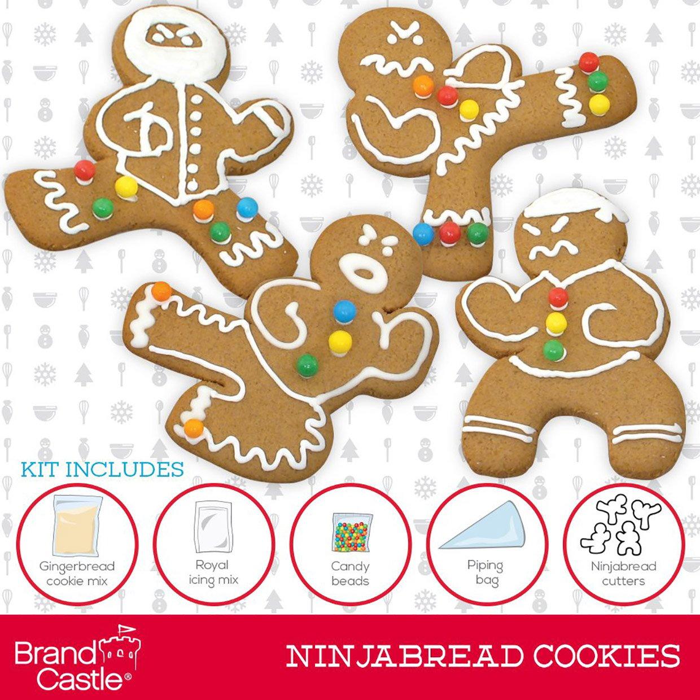 Ninjabread Cookies
