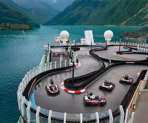 Norweigian Cruise Line Speedways