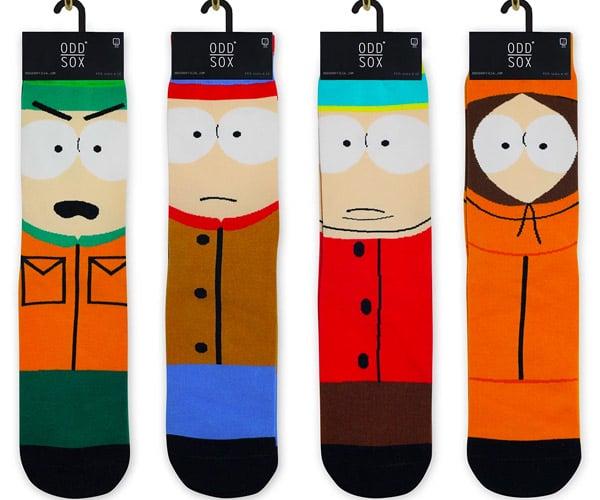 Odd Sox x South Park