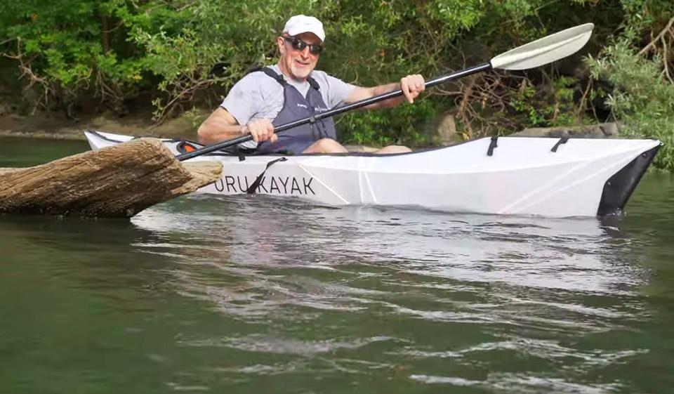 Oru Kayak Inlet