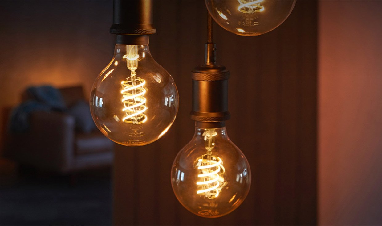 Philips Hue Filament Bulbs