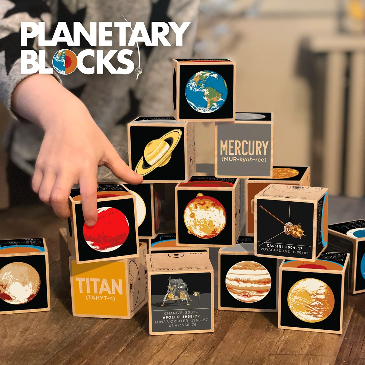 Planetary Blocks