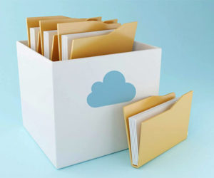 Polar Backup Cloud Storage