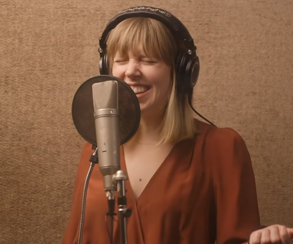 Pomplamoose: Mr. Blue Sky