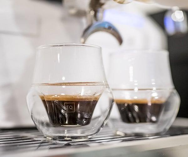 Propel Espresso Glassware