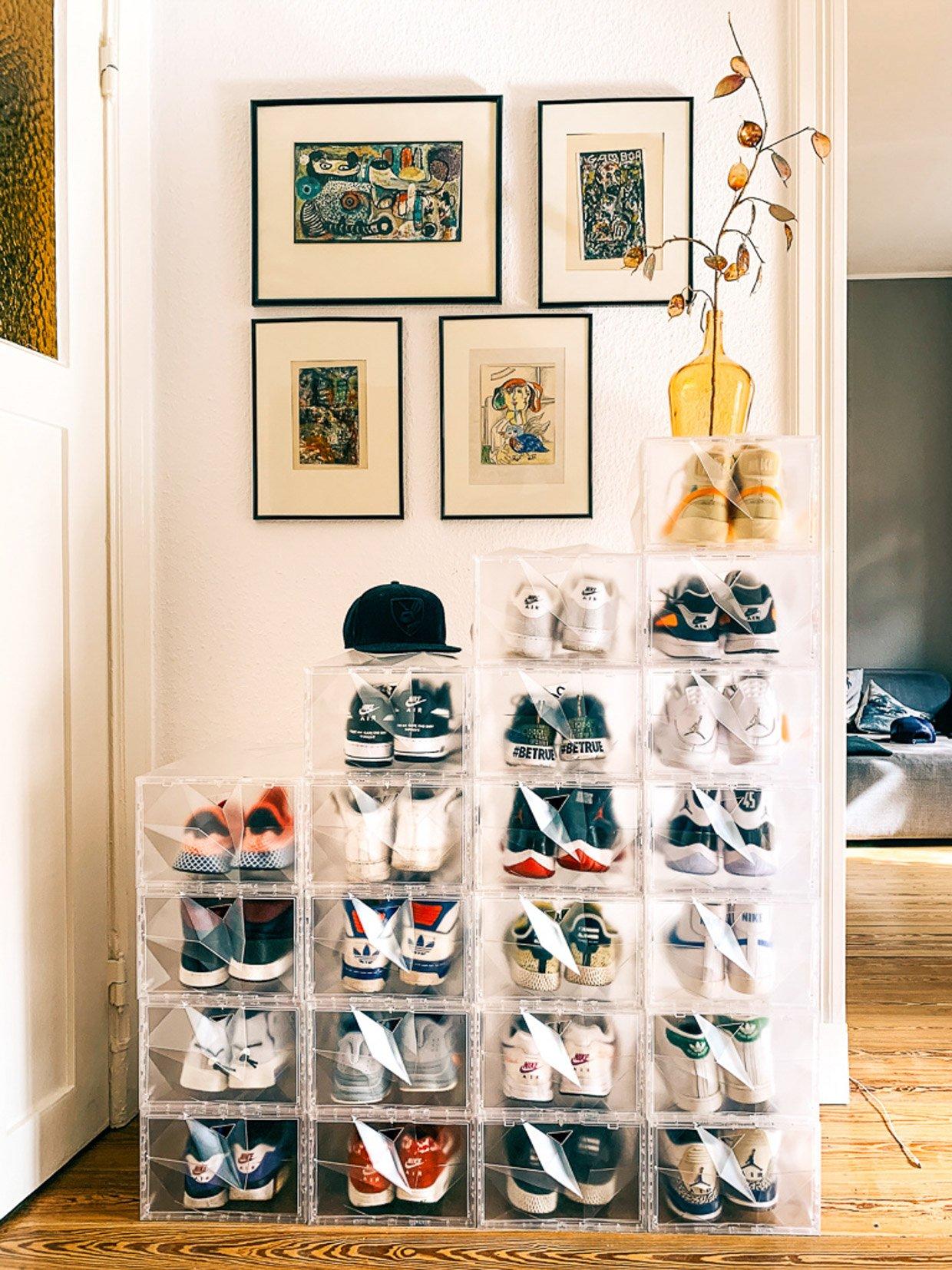 RCKZ Sneaker Boxes