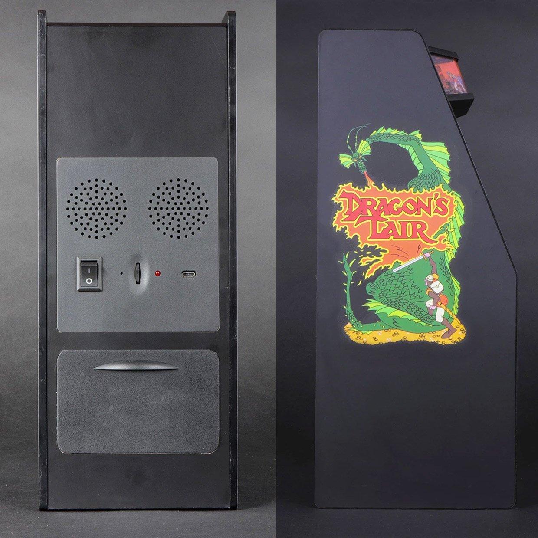 Replicade Dragon's Lair Cabinet
