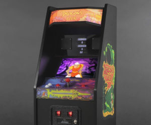 Replicade Dragon's Lair Cabinet