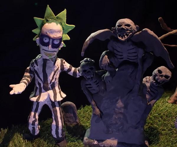 Rick & Morty: Non-Canonical Adventures 2