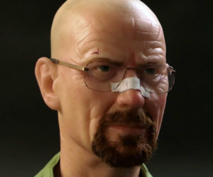 Sculpting Walter White