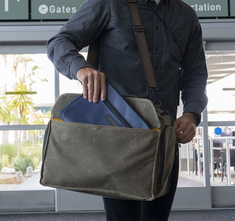 Air Duffel Carry-on Bag