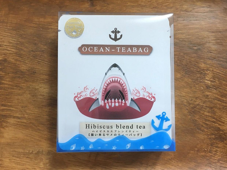 Shark Tea Bags