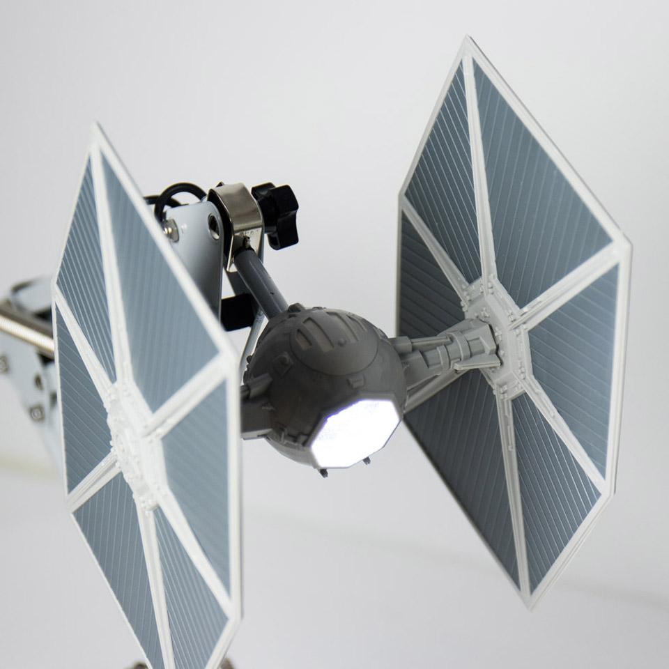Star Wars Ship Desk Lamps