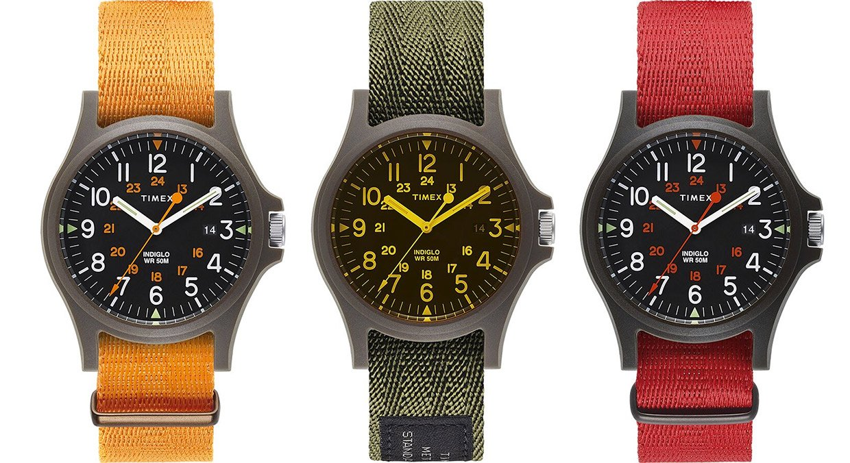 Timex Acadia Watches