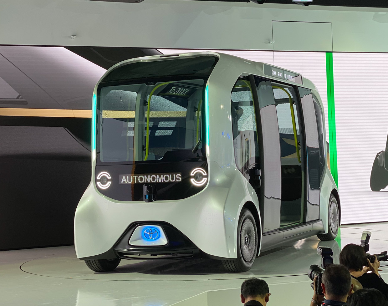 Toyota's Future of Mobility