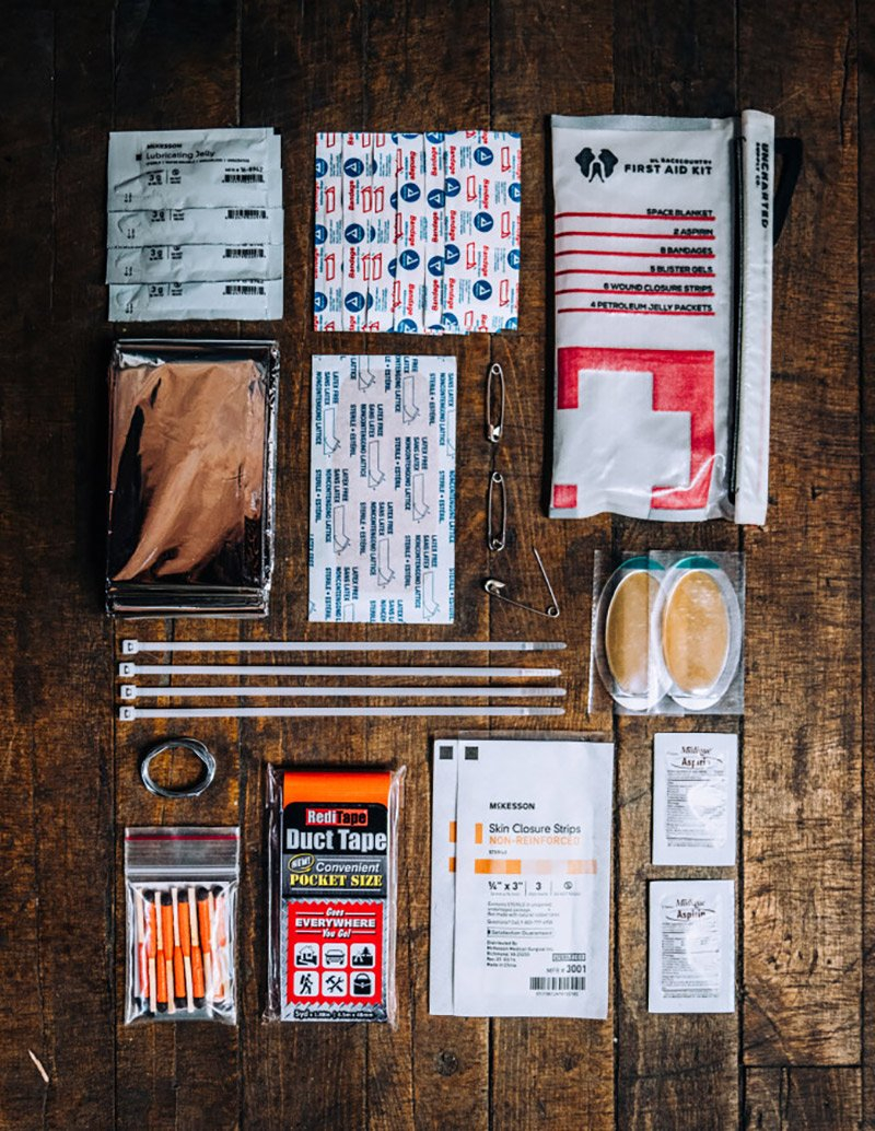 Uncharted Triage Kit