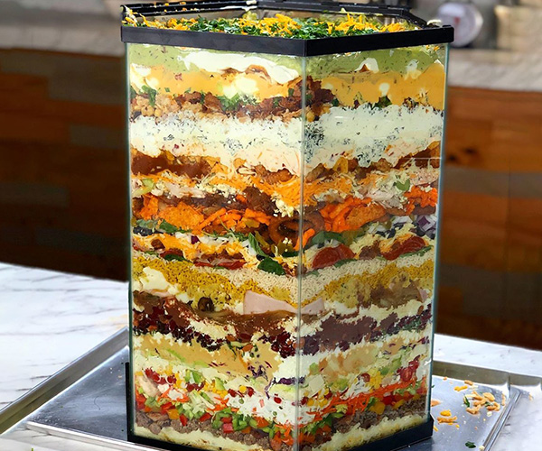 Making a 100-Layer Dip