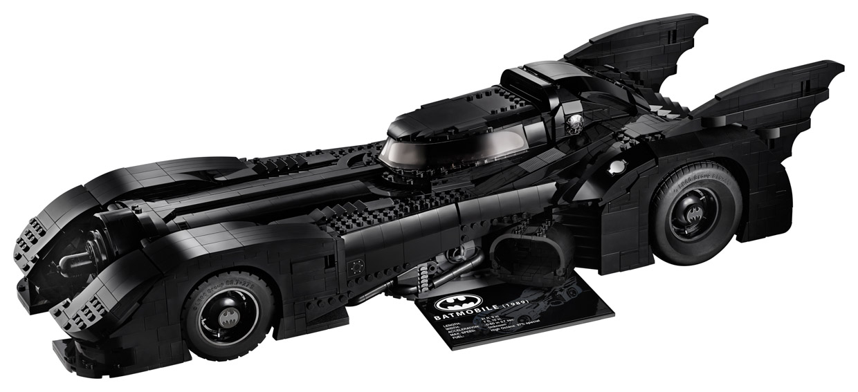 LEGO DC Batman 1989 Batmobile