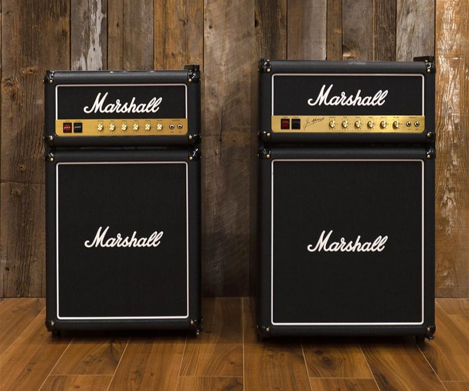 2019 Marshall Amp Fridges