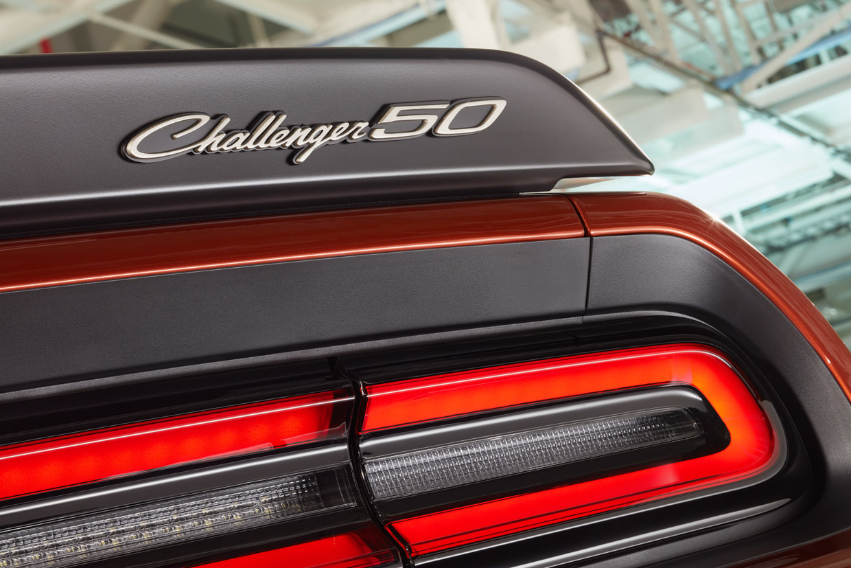 Dodge Challenger 50th Anniversary