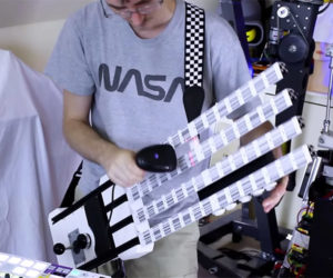 The Barcode Guitar
