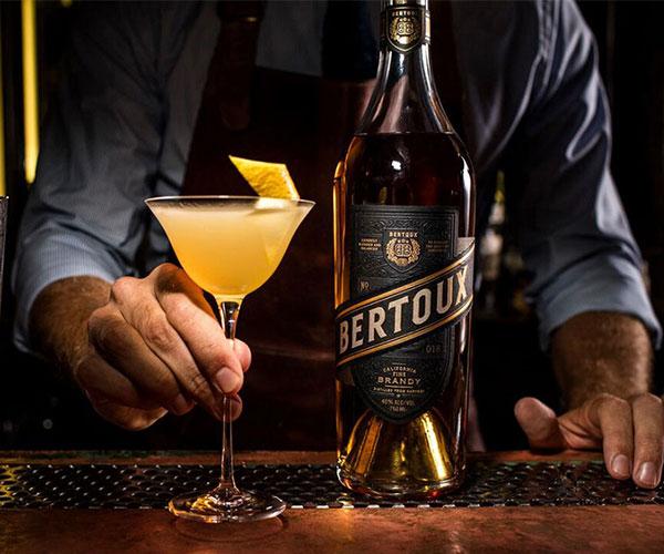 Bertoux Brandy