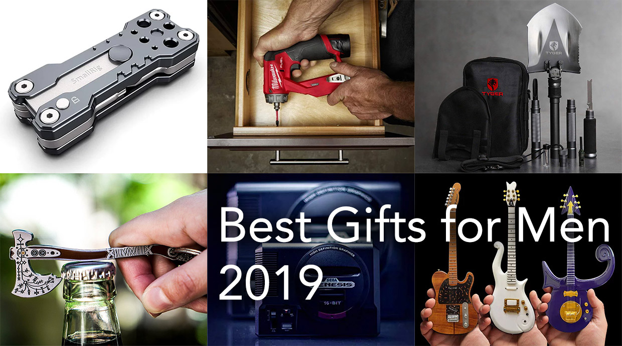 Best Gifts for Men 2019