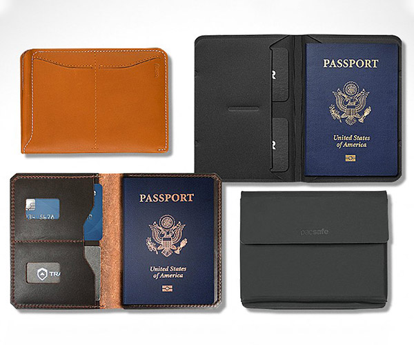 Best Travel Wallets 2019