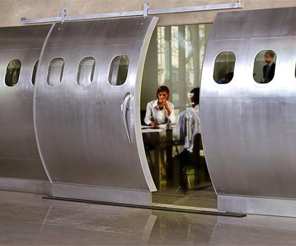 Airplane Fuselage Doors