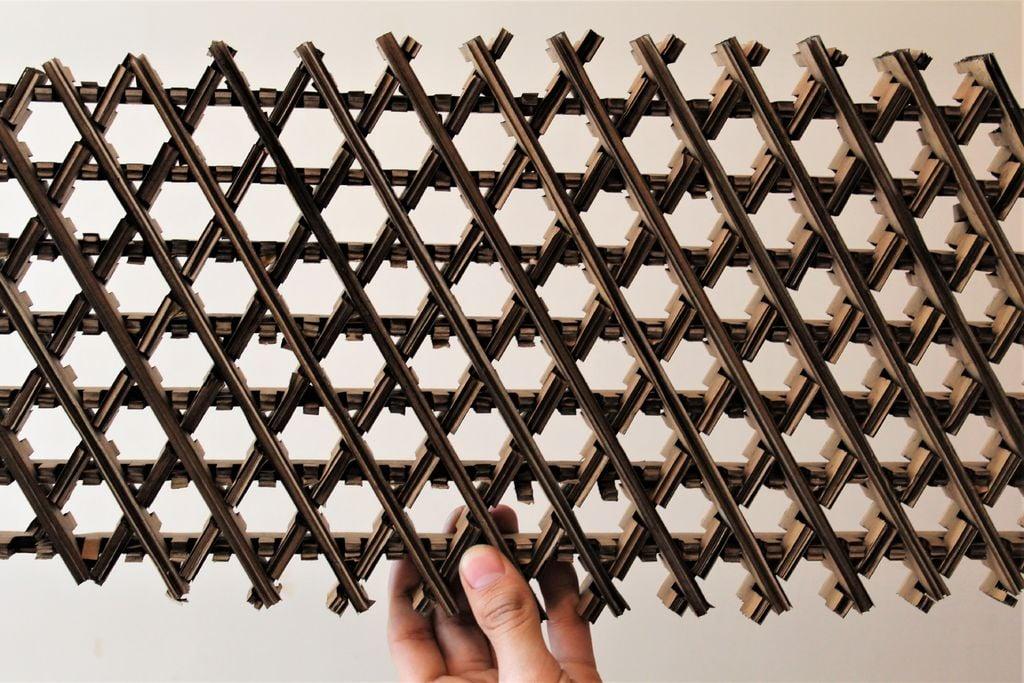Cardboard Longboard