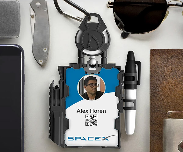 Cardshark ID Badge Multitool
