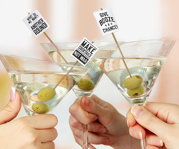 Pick-Its Cocktail Picks