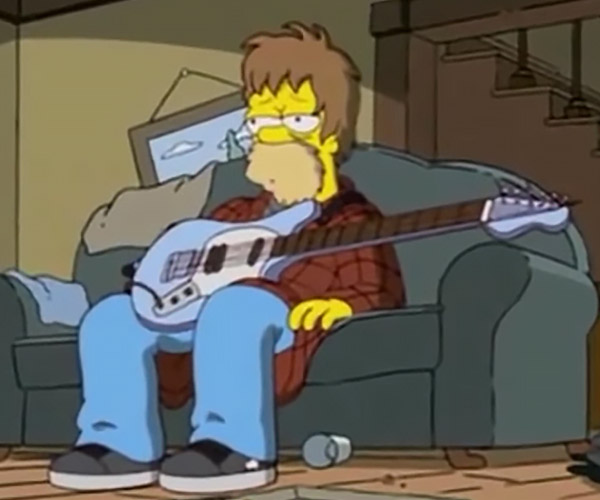 The Simpsons: Comfortably Numb