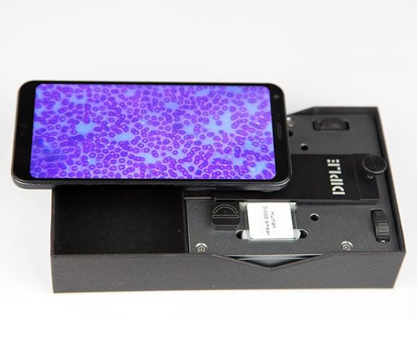 Diple Smartphone Microscope