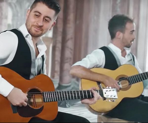 Disney Acoustic Medley