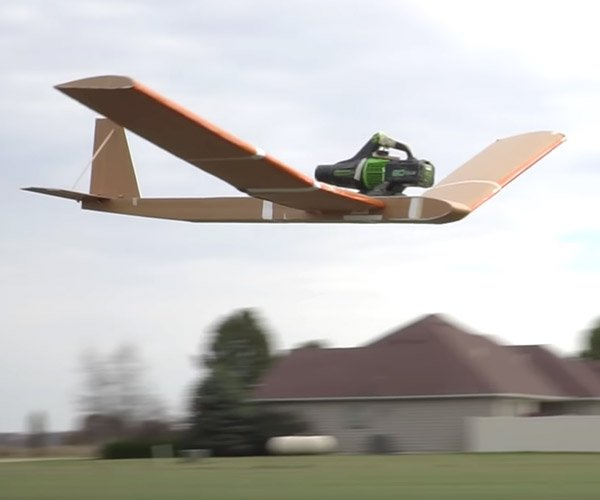 Leaf Blower RC Airplane Mk2