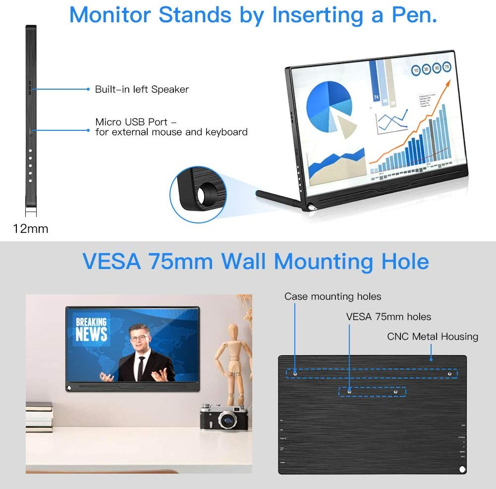 Eyoyo 4K Portable Monitor