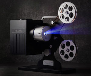 Fineday Retro Projector