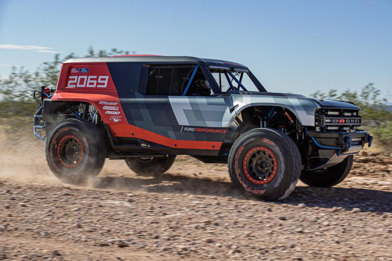 Ford Bronco R Baja Racer