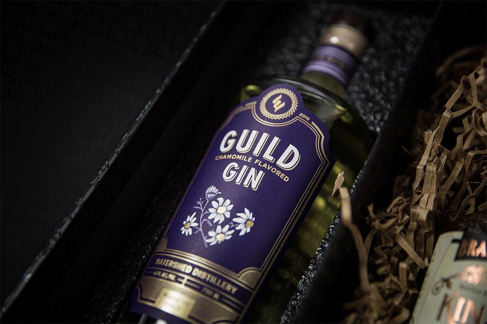 Guild Chamomile Flavored Gin