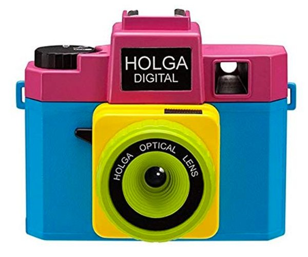 Deal: Holga Retro Digital Camera