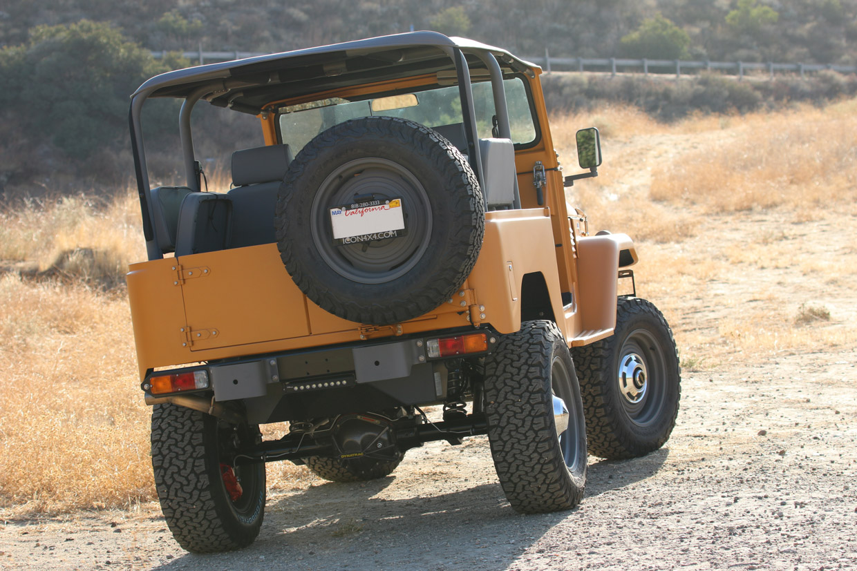 ICON FJ40 Roadster