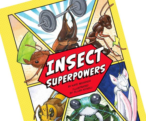 Insect Superpowers