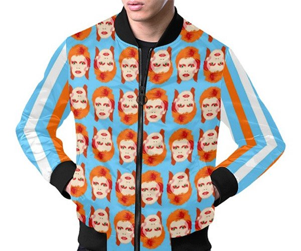 Pop Culture Bomber Jackets