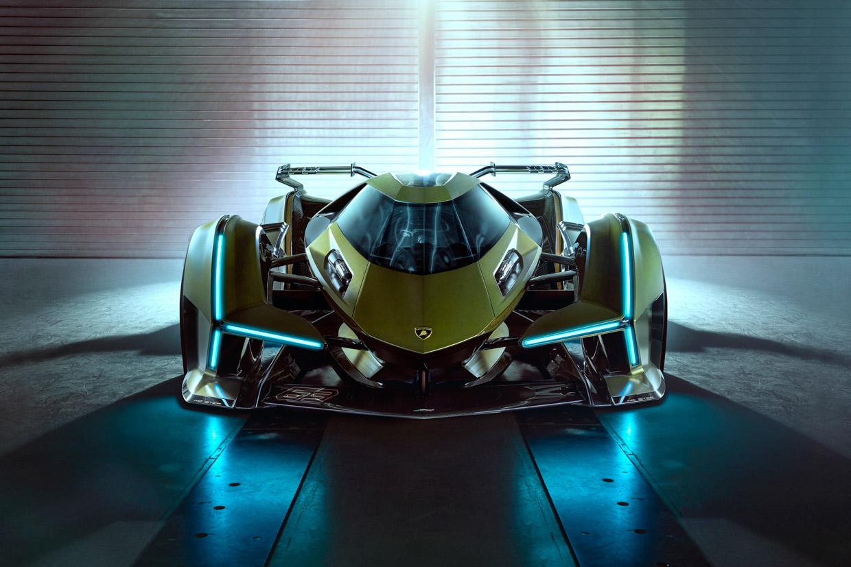 V12 Vision Gran Turismo Concept