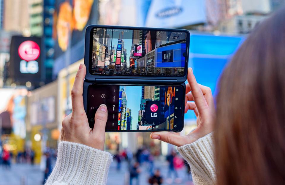 LG G8X ThinQ Smartphone