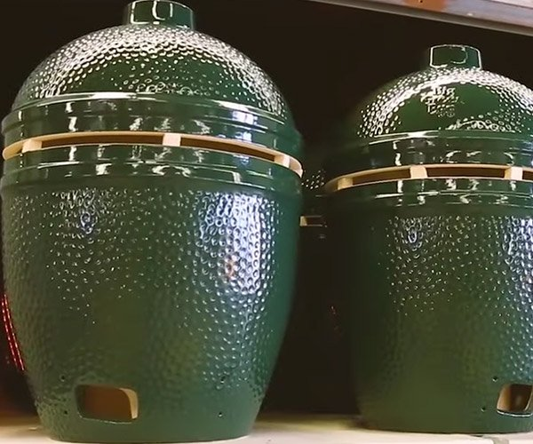 Making Big Green Eggs