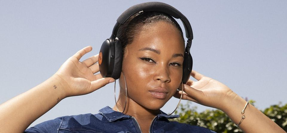 Positive Vibration XL Headphones
